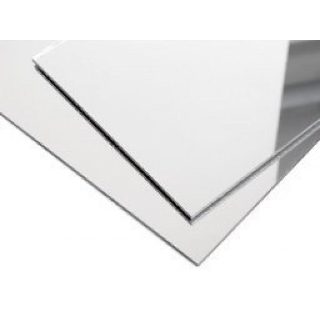 Özel Kesim 2.8 mm Parça Gümüş Ayna Pleksi